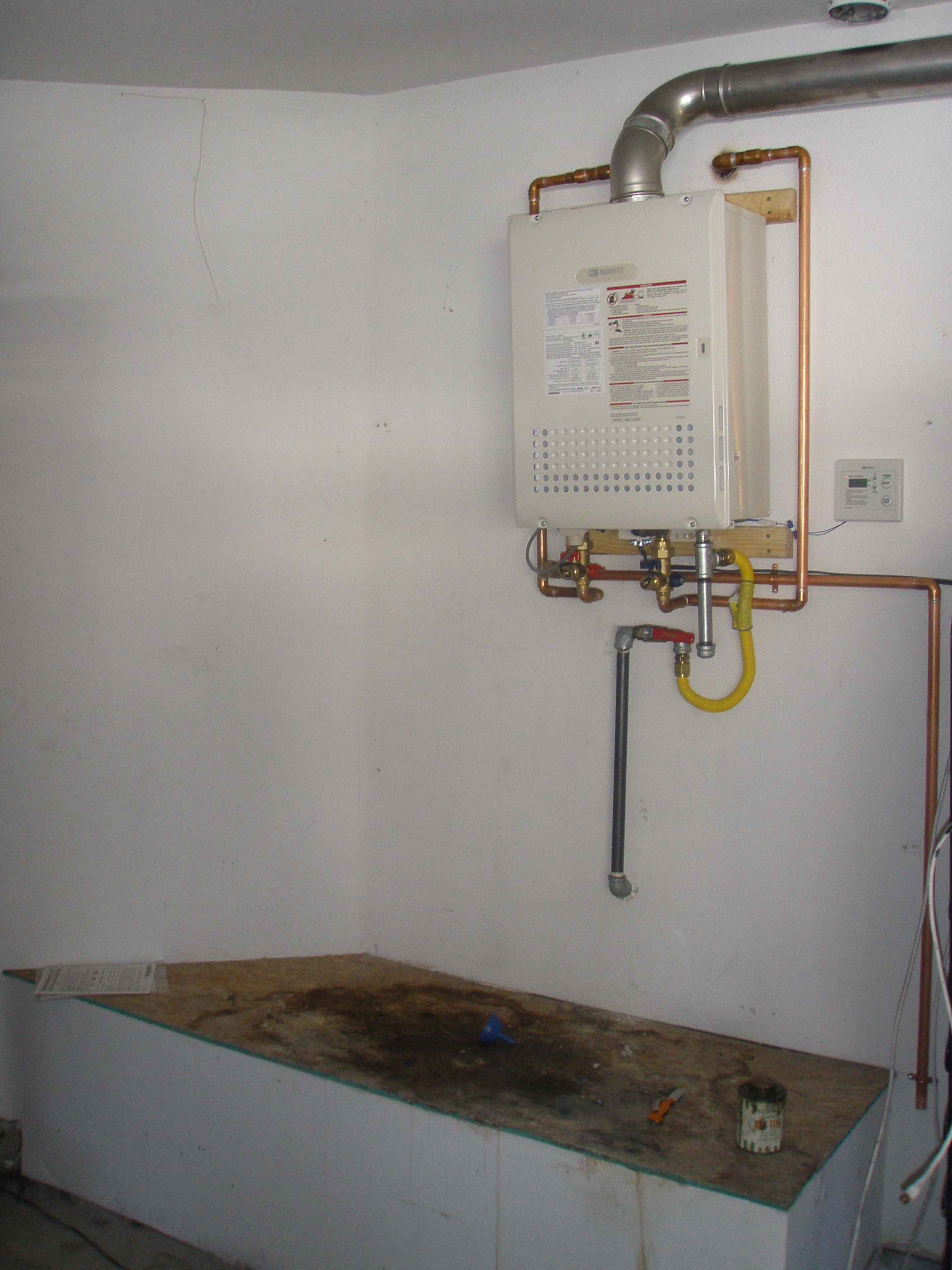 After (Tankless)