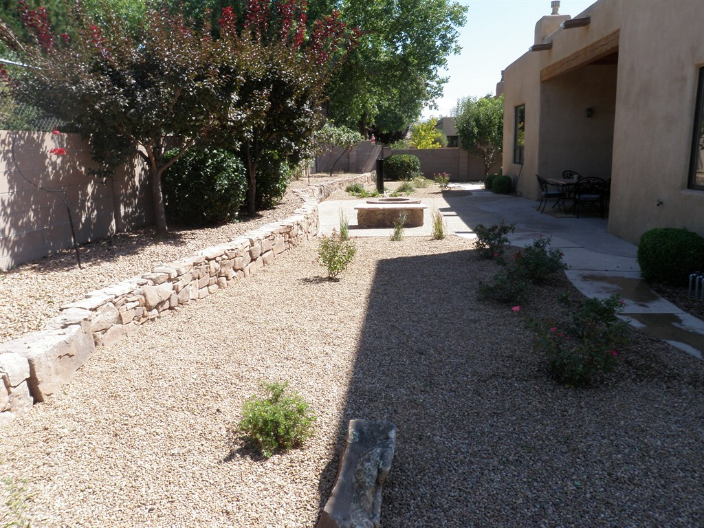 By the yard landscaping irrigation albuquerque nm for Landscaping rocks albuquerque