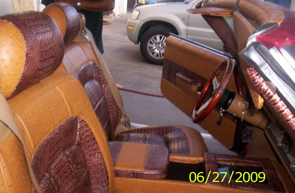 Herman's Upholstery and Detail Shop