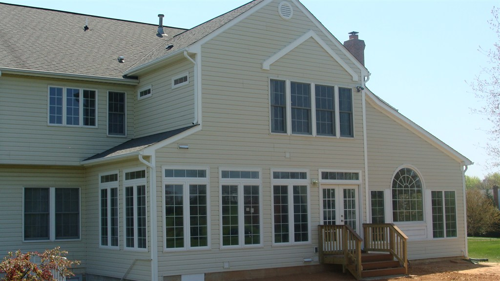 Hassle free home improvements inc damascus md 20872 for Two story sunroom