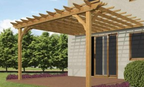 $2,000 for a Complete Custom Built Pergola...