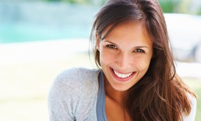 $316 for 90-Minute In-Office Teeth Whitening...
