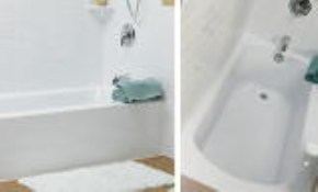 Fiberglass Bathtub Surround for $795!