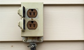 $99 for an Outdoor Electrical Outlet Installed