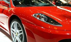 $99 for Mobile Exterior Auto Detail and Headlight...