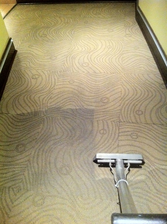 Commecial Carpet Cleaning