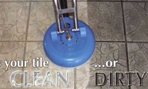 $179 for Tile & Grout Cleaning and Sealing!