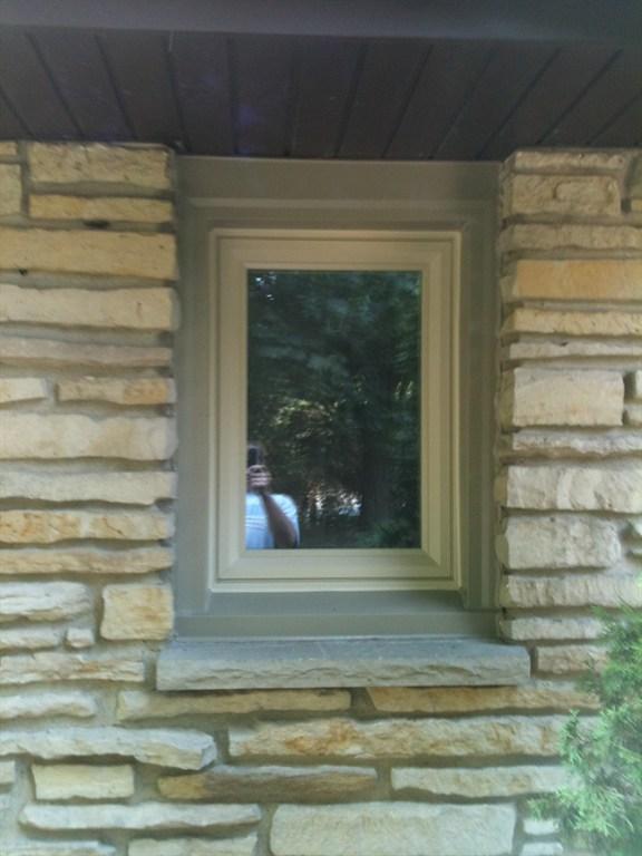 Custom color windows