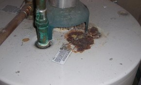 Complete Gas Water Heater Inspection Only...