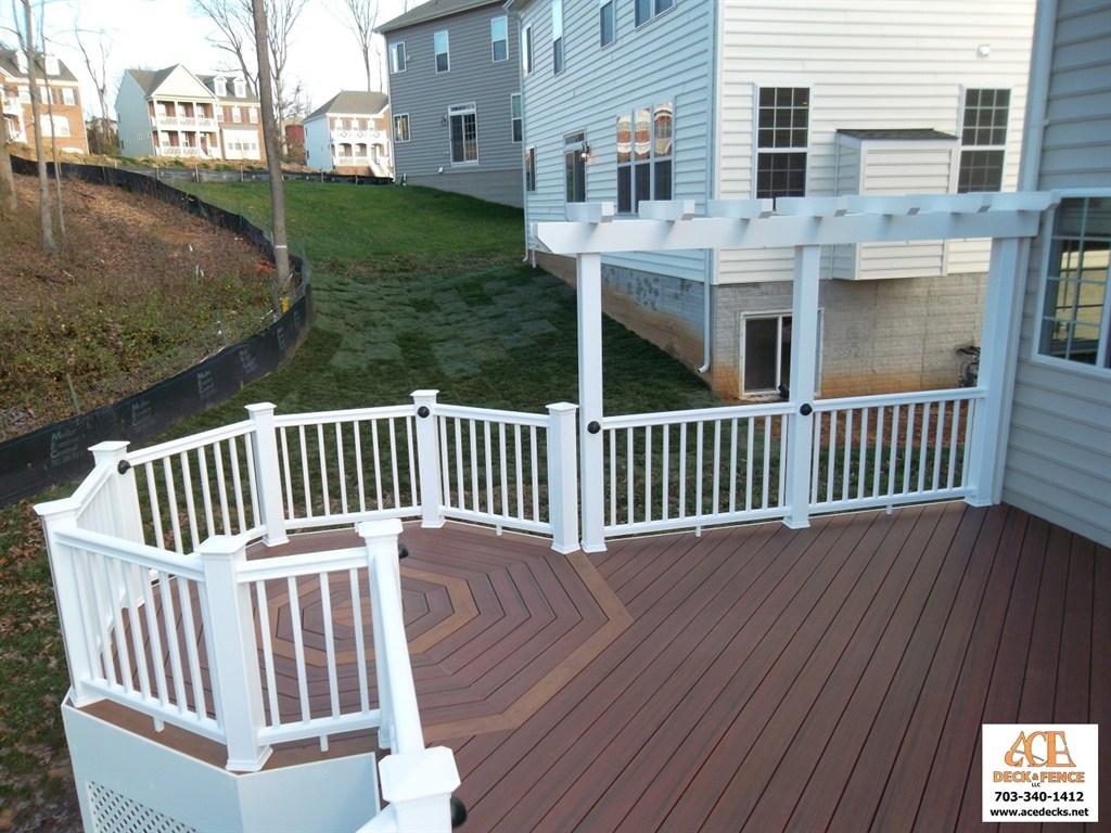 PVC Deck 2