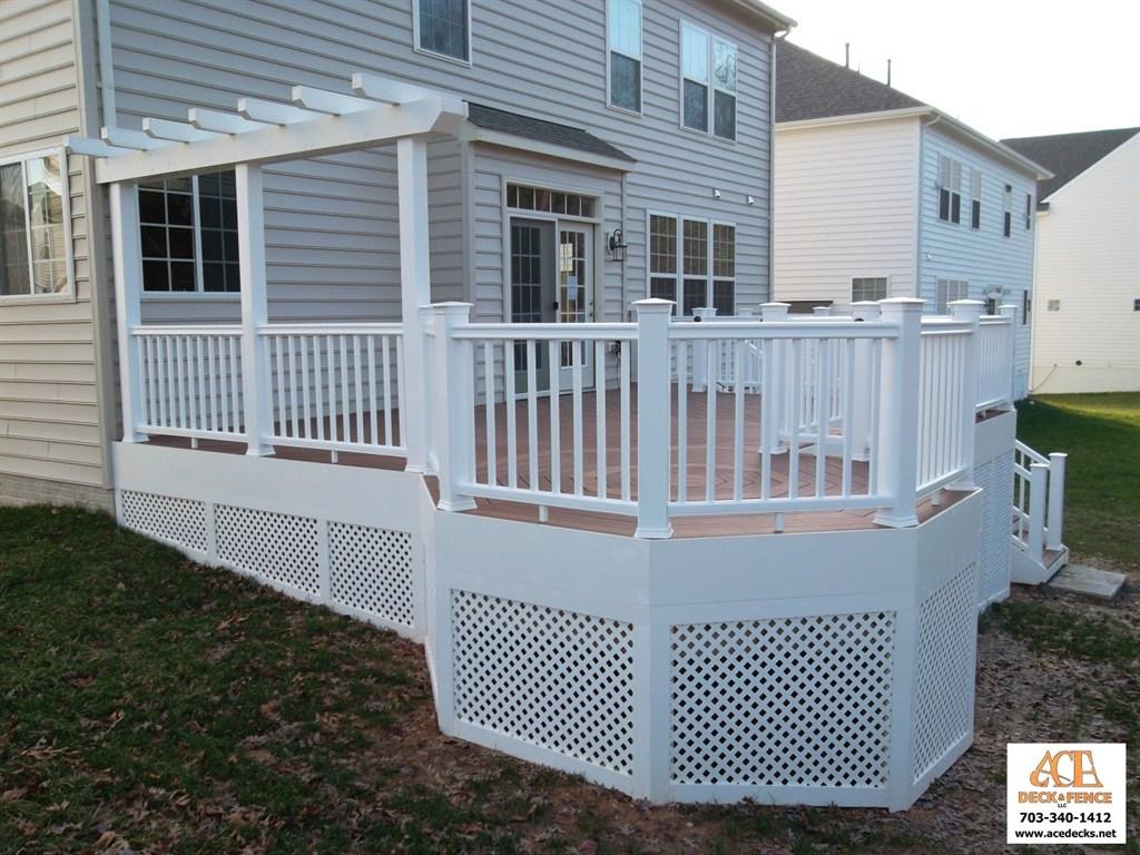 PVC Deck 1