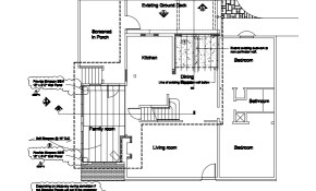 Design Drawings & Budget for Addition/Renovation!