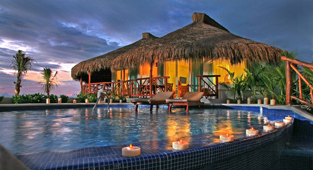Luxurious Accommodations