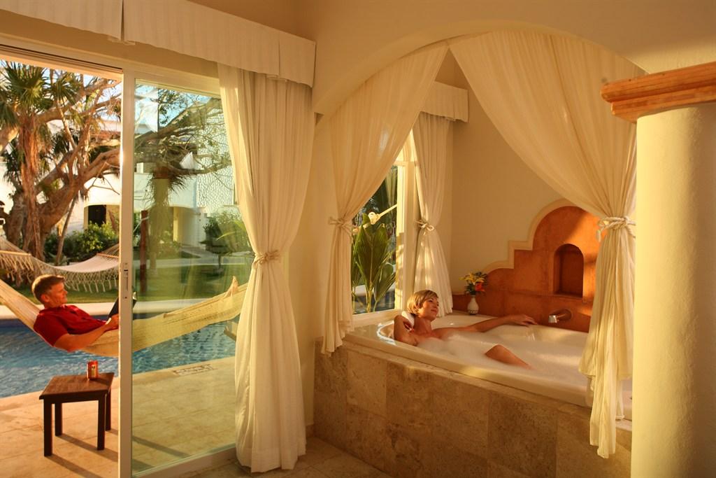 Luxury Accommodations!