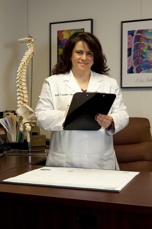 Meet Dr. Londer