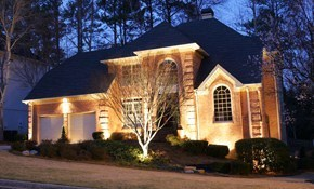 $49 for Complete Landscape Lighting Design...