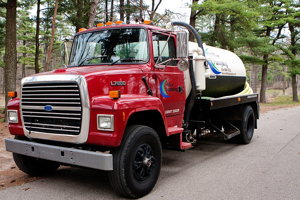 Muskegon, Mi septic tank cleaning