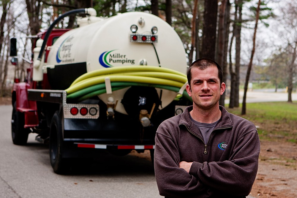 Grand Haven septic tank cleaning