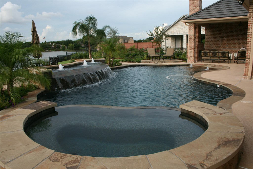 Buy a slow drain bathroom sink more photos to slow drain bathroom sink - Ocean Blue Pools Inc Tomball Tx 77377 Angies List