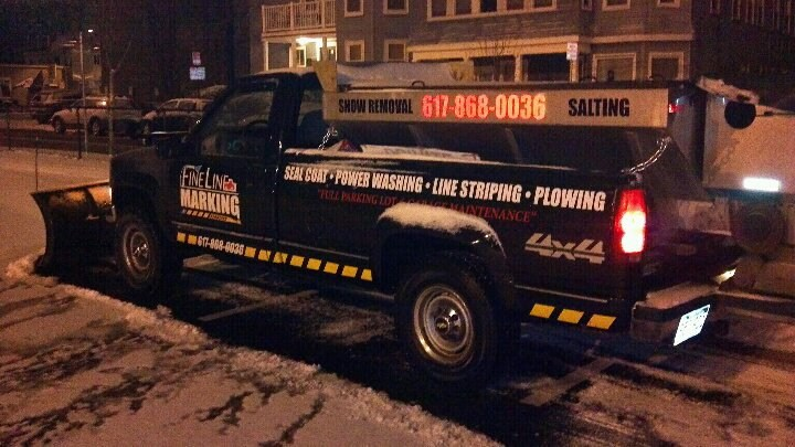 Commercial Plowing & Salting
