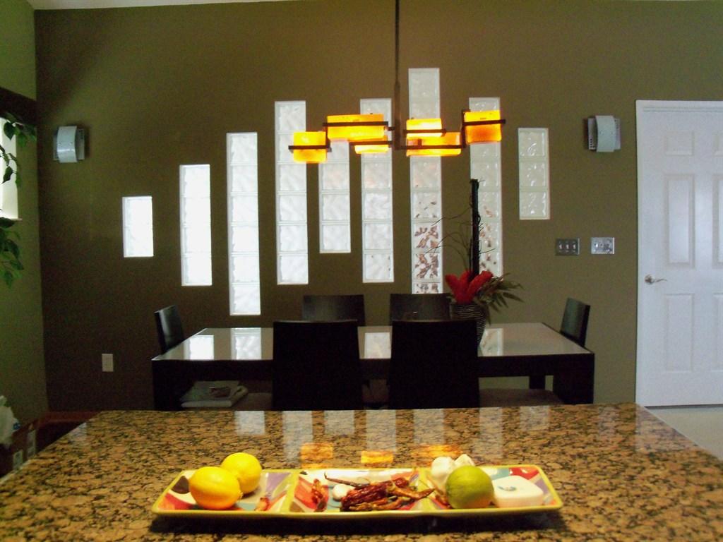 glass block designs images
