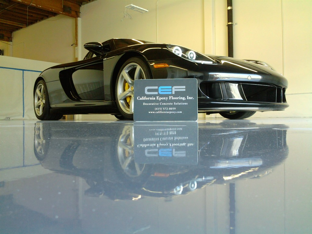 Auto Shop Floor