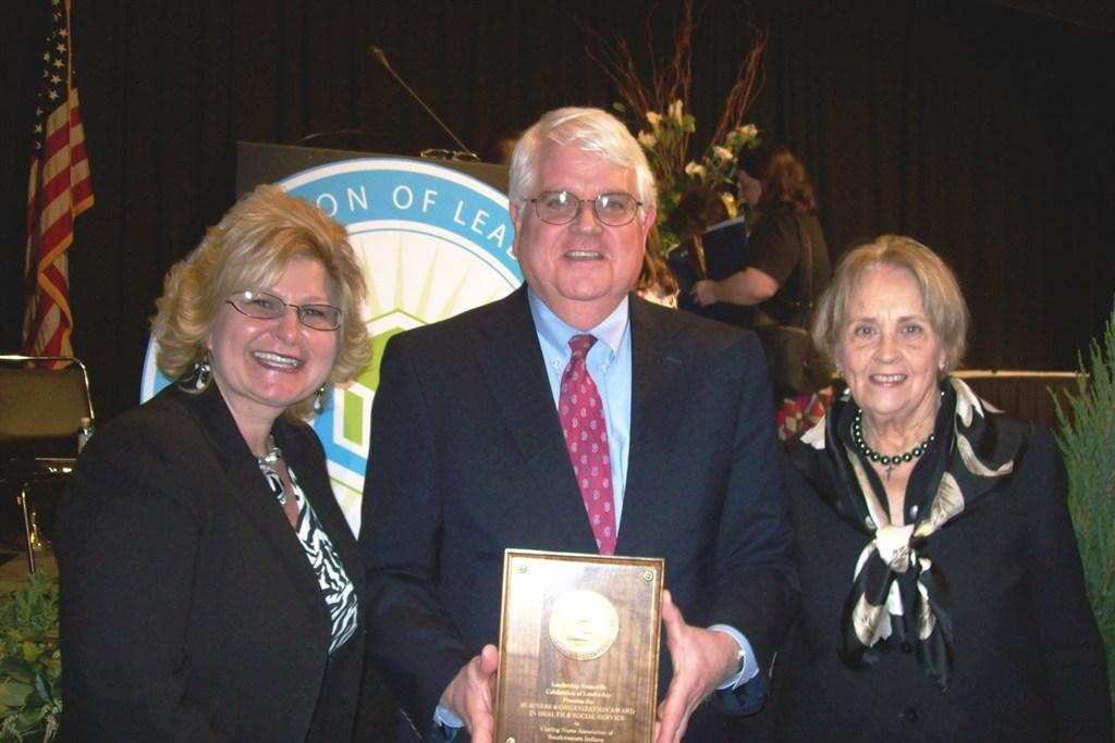 Leadership Evansville Award