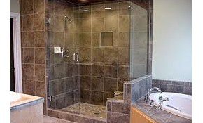 $99 for Glass Shower Door Installation!