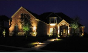 $1,400 Professional Grade LED Landscape Lighting...