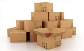 Only $75 for 25 Medium Boxes, 25 lbs Paper,...