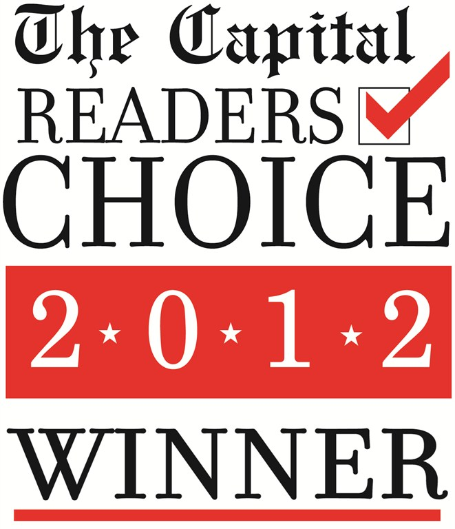 The Capital Reader's Choice Award