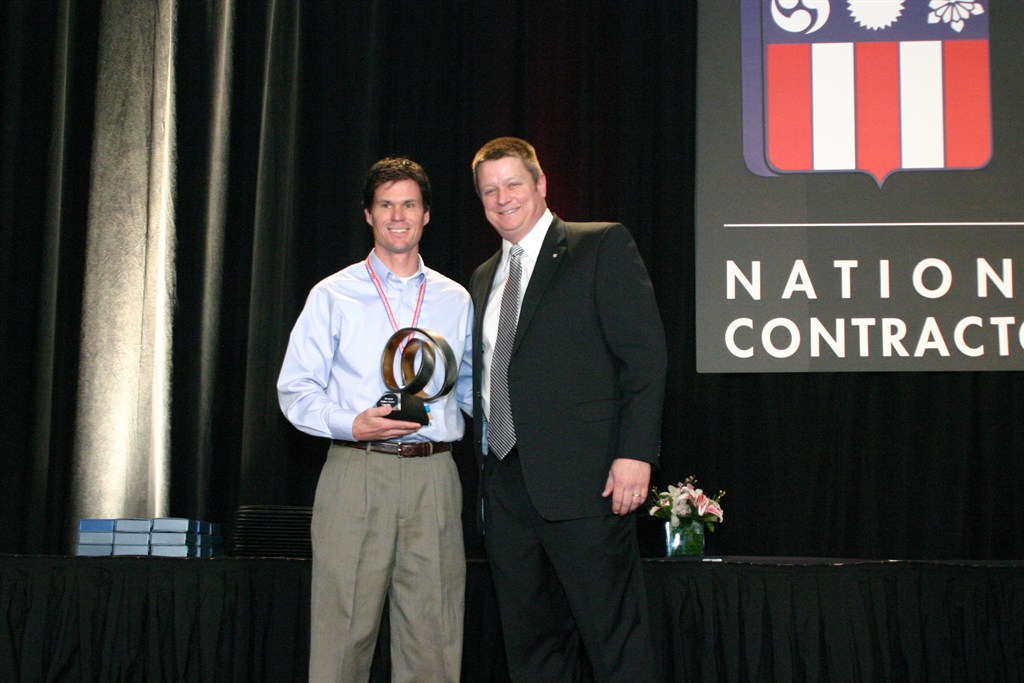 National Roofing Contractor Association 2011 Gold Circle Award Winner