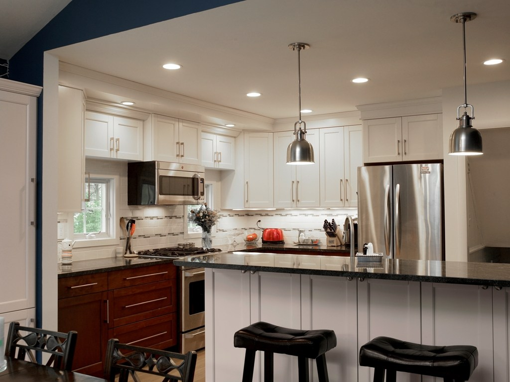 Updated Kitchens In Bi Level Homes