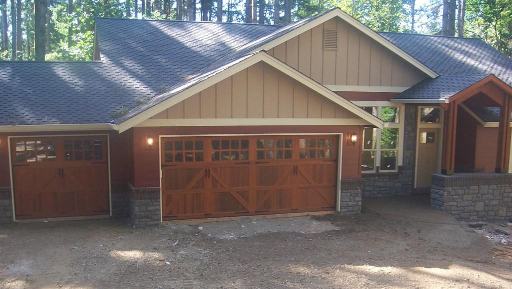 Marvelous Garage Door 16x8   Value Garage Door Service Battle Ground Wa 98604