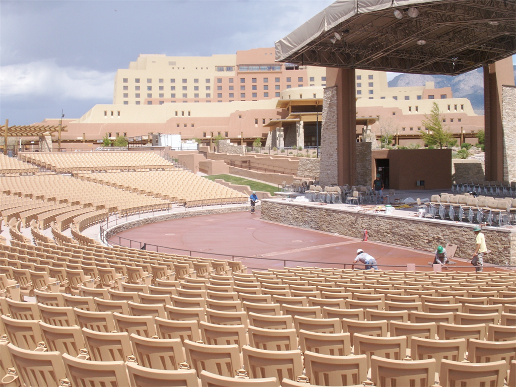 Sandia Amphitheater Seating Map Brokeasshome Com