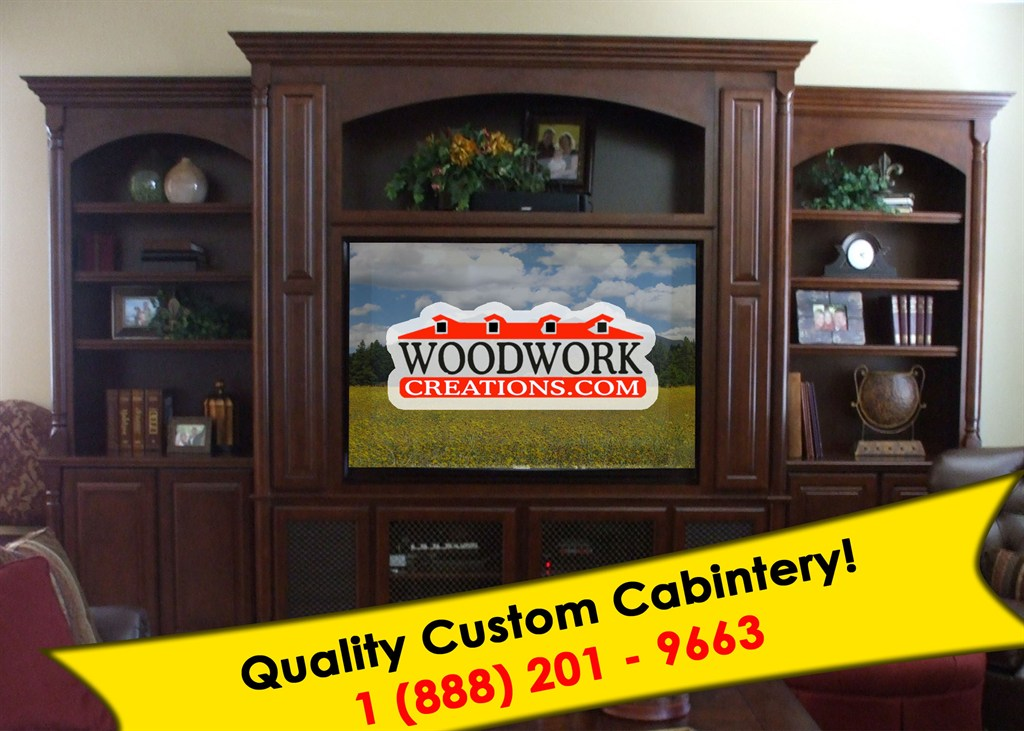 woodwork creations cost