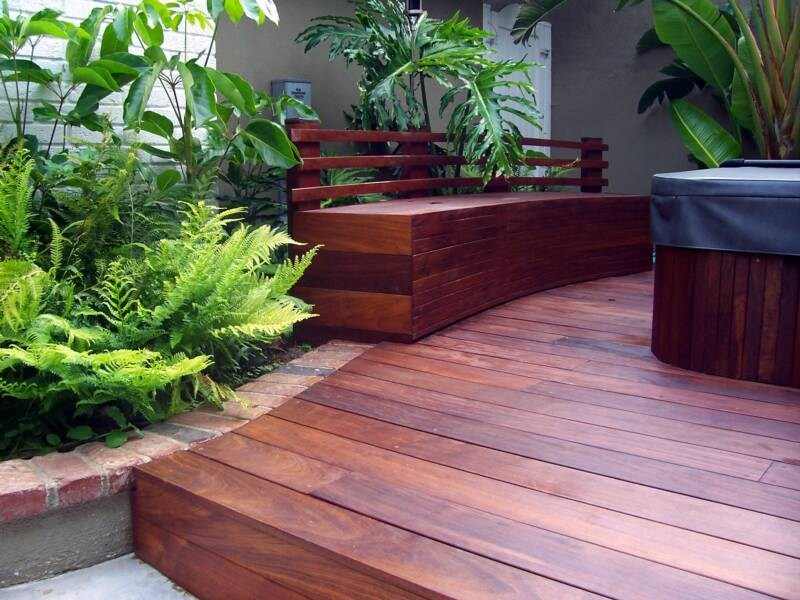 Wood and Composite Decks