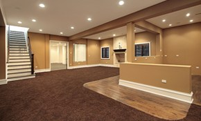 $5,999 for Basement Finishing/Remodel Including...
