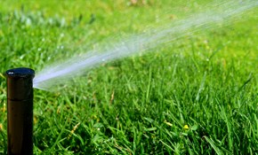 $59 for One Hour of Irrigation Service