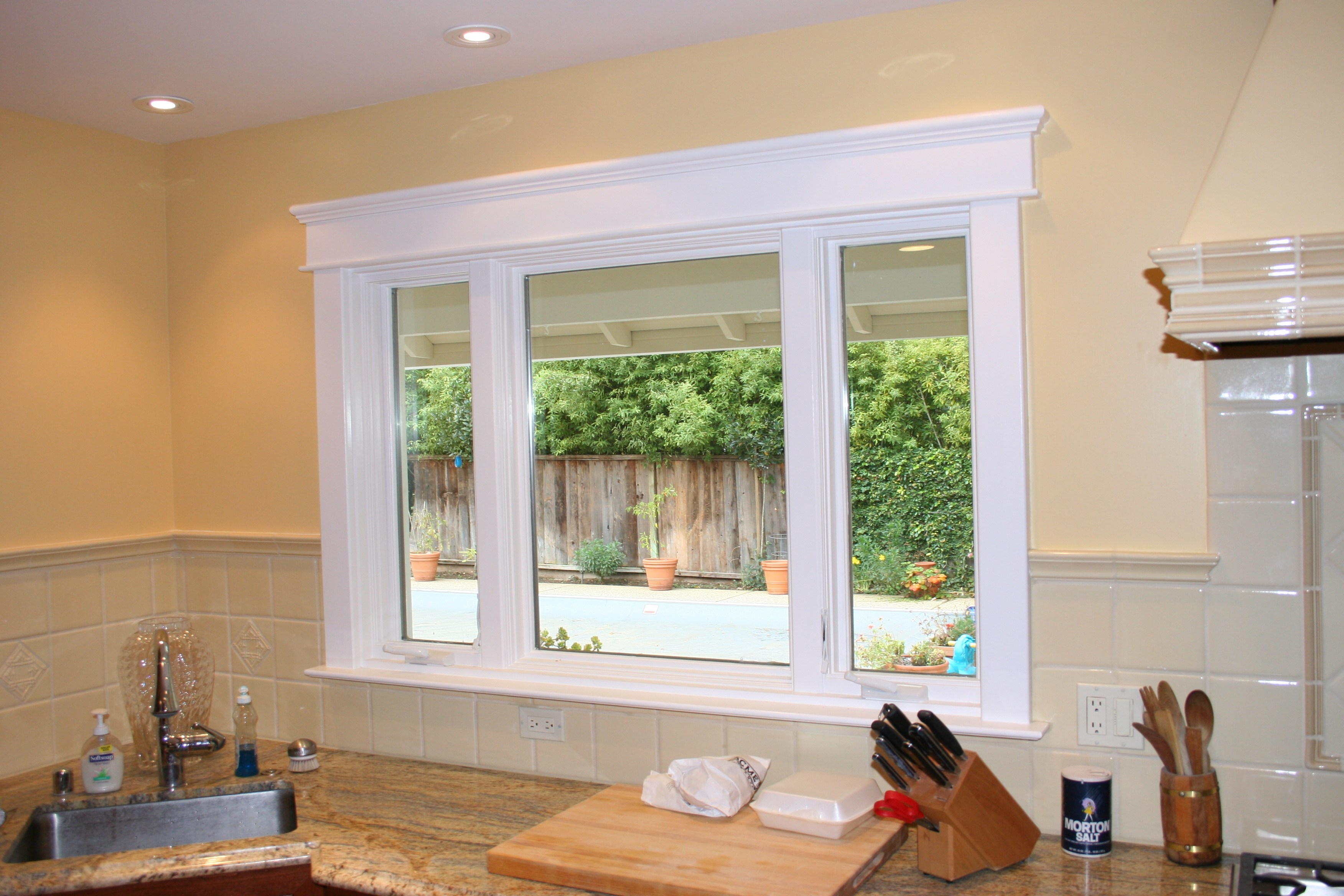 Viewing gallery for interior window trim for Interior windows