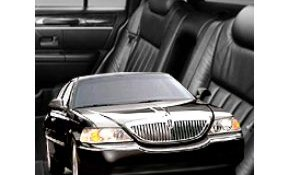 Save 45% on Luxury Sedan Car Service To or...
