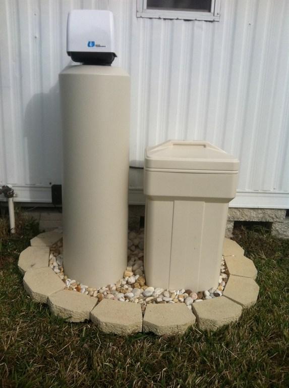 Customer Water Softener