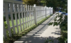 $40 Voucher Worth $100 Toward New Fence Construction!