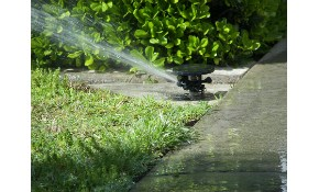 1 Hour of Sprinkler Irrigation System Repair...