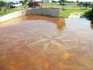 Extreme Epoxy Concrete Staining Springtown Tx 76082 Angies List