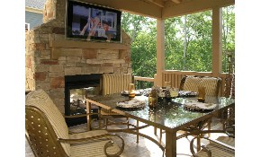 $720 for Custom Porch or Deck Design Including...
