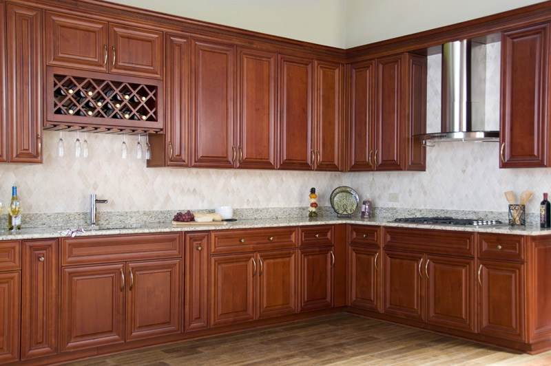 Rock counter kitchen cabinets elk grove village il for Kitchen cabinets 60007