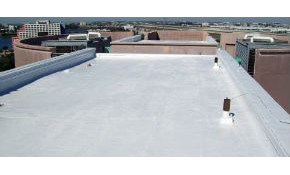$1,400 to Coat Your Existing Flat Roof up...