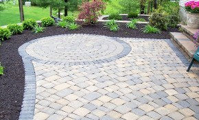 $1,599 for a Ventetian Stone Patio or Walkway...