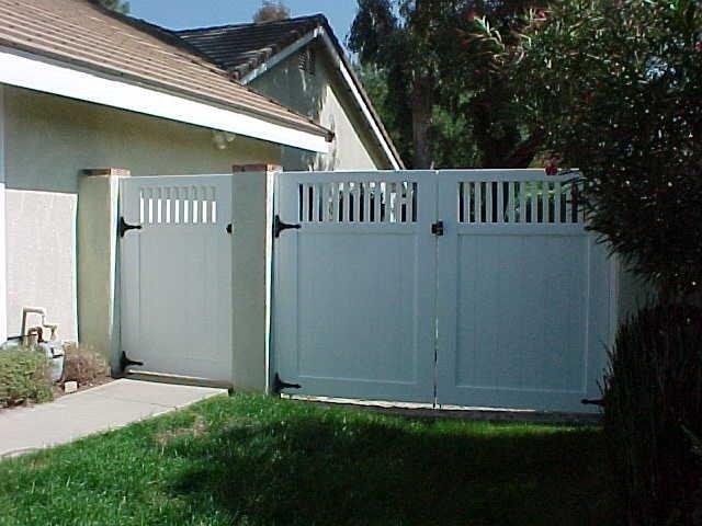 Montauk Style Gate